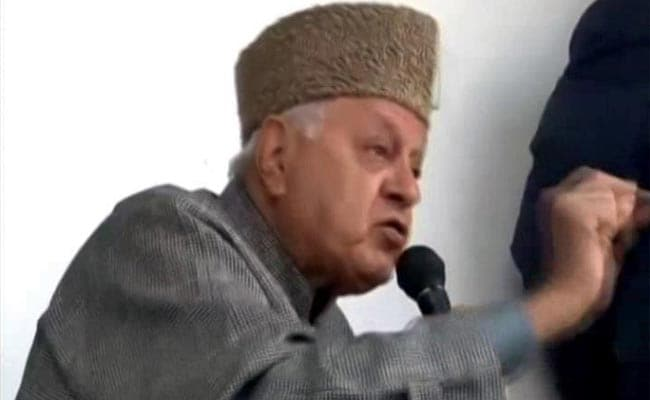 Don't Think Rahul Gandhi Has Failed: Farooq Abdullah On BJP's Northeast Win
