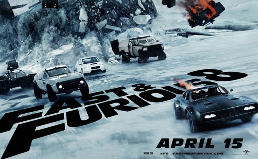 Fast 8 Here Are The Cars From The Fate Of The Furious 8 Ndtv