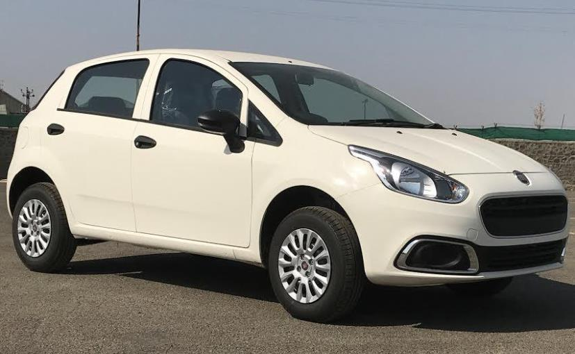 Fiat Punto Evo Pure Launched In India Priced At 4 92 Lakh