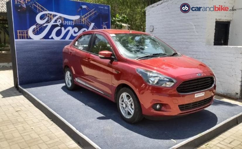 2018 ford aspire. modren 2018 ford aspire sports edition on display for 2018 e