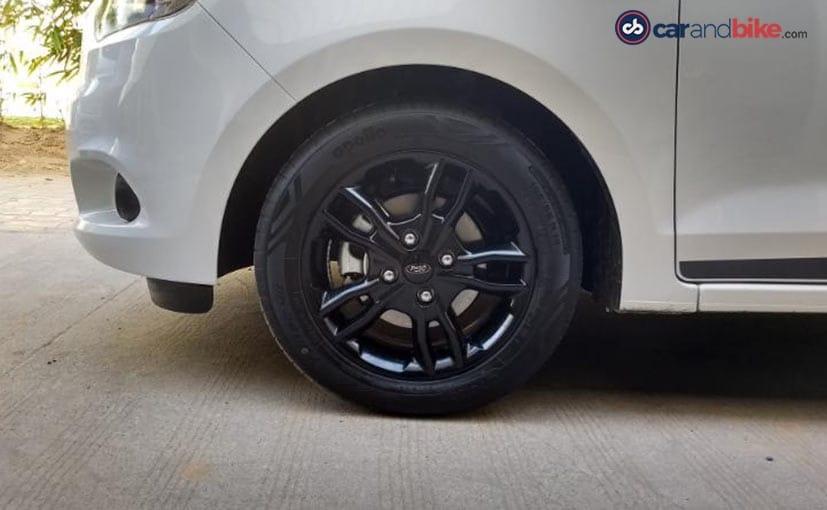 ford figo sports edition wheels