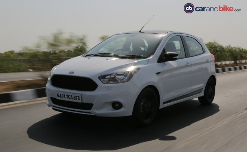 ford figo sports review