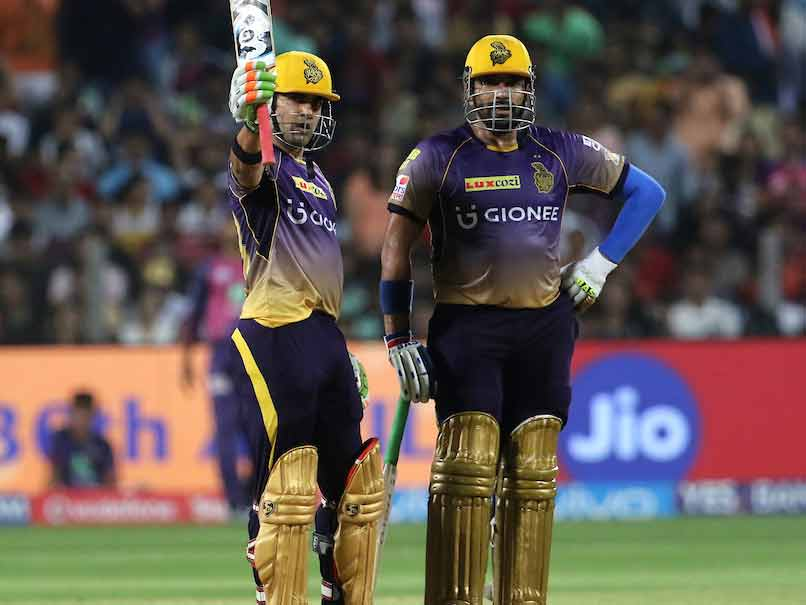 IPL 2017: Brilliant Robin Uthappa, Gautam Gambhir Power Kolkata Knight Riders To 7-Wicket Win Vs Rising Pune Supergiant