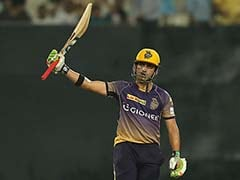 IPL 2017: Gautam Gambhir's 'Threat' to KKR Players During Innings Break vs RCB