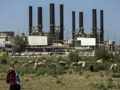 Amid Power Outrage, Gaza's Sole Power Plant Becomes Fuel Deficit
