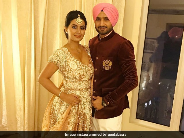Harbhajan Singh And Geeta Basra Are Celebrity Guests On Nach Baliye 8. Highlights From The Show