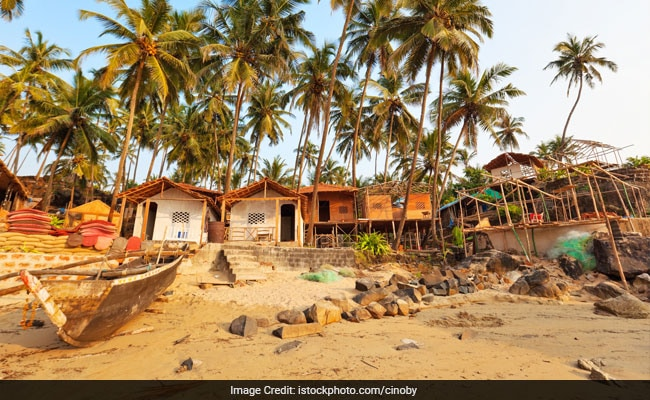 As Part Of Safety Drive, CCTV Camera's Being Installed At Goa's Beaches