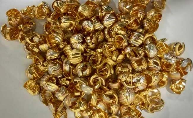 Gold Bars, Jewellery Worth Rs 70 Lakh Seized From Dustbin At Mumbai Airport