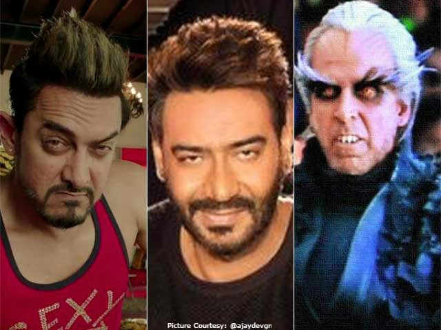 Ajay Devgn's Golmaal Again To Battle Rajinikanth And Aamir Khan This Diwali