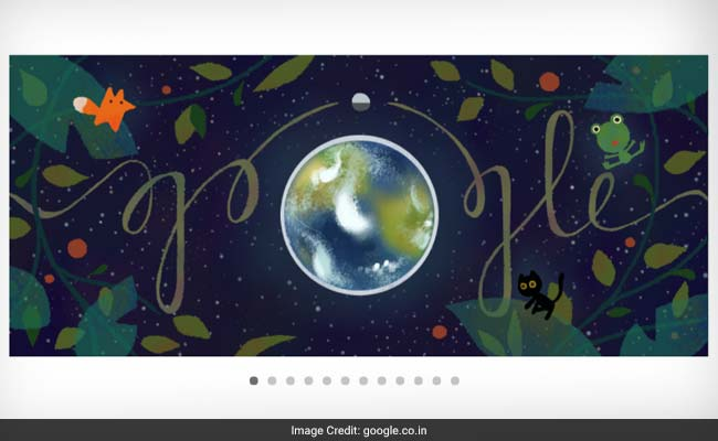 Earth Day 2017: Google Doodle Celebrates It With An Important Message