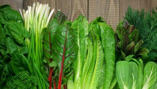 8 Lesser Known Greens We Should All Be Eating