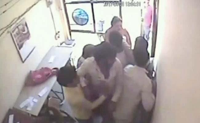 gurgaon robbery sbi