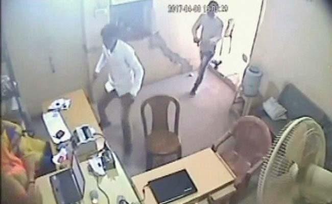gurugram robbery