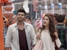<I>Half Girlfriend</i> Trailer: Shraddha Kapoor, Arjun Kapoor And A Complicated Love Story