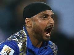 IPL 2017: Harbhajan Singh Achieves Another Landmark, Claims 200th Twenty20 Wicket