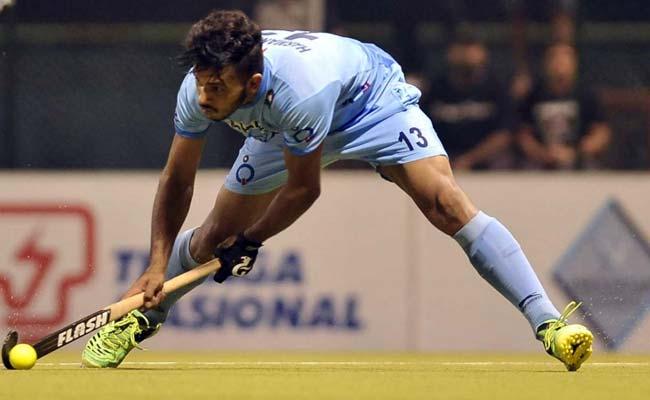 हॉकी : हरमनप्रीत सिंह के शानदार दो गोलों से भारत ने न्यूजीलैंड को 3-0 से हराया