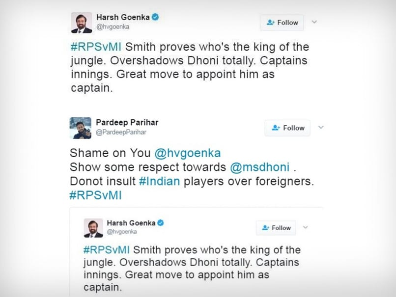 harsh goenka tweet
