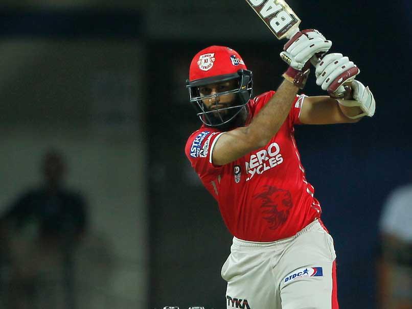 IPL 2017: Hashim Amla Hits Maiden IPL Century