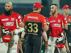 Highlights, KXIP vs RCB: Amla, Maxwell Steer Punjab To 8-Wicket Win vs Bangalore