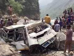 44 Killed After Bus Falls Into River In Himachal Pradesh's Shimla District