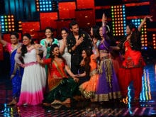 Nach Baliye 8: Hrithik Roshan Shows Off His Moves, Dances With Sonakshi Sinha