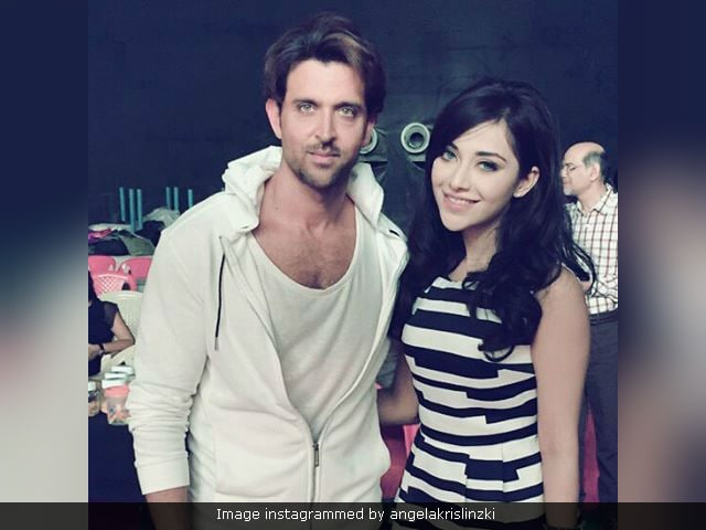 Hrithik Roshan Wants To Know Why This Actress Is 'Lying' About Being His Friend