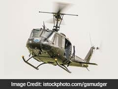 4 Killed In Greek Army Helicopter Crash