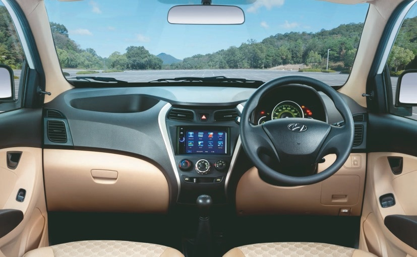 hyundai eon sports edition cabin