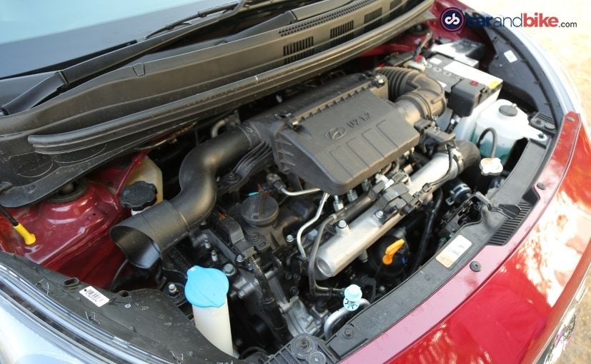 hyundai xcent facelift engine