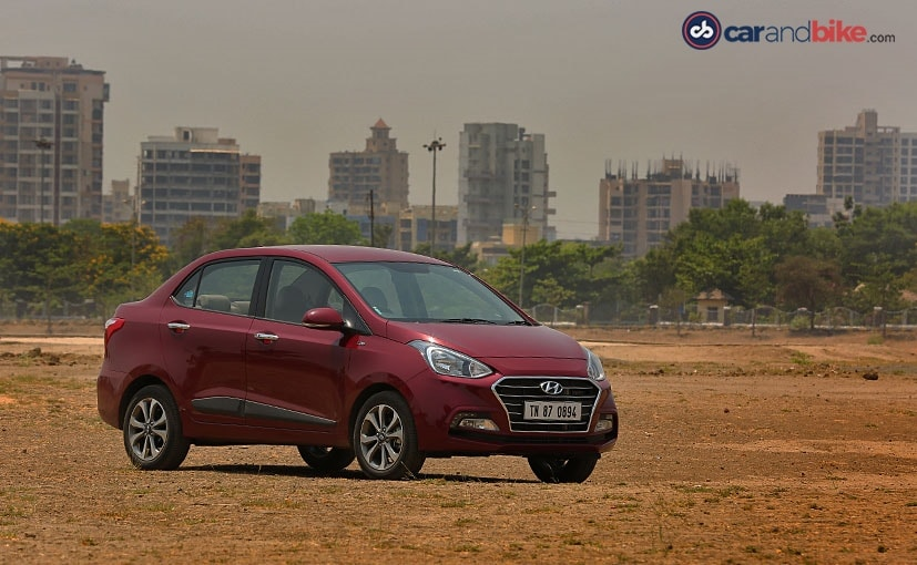 hyundai xcent facelift review 1