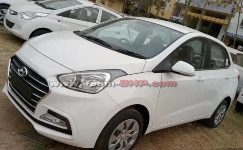 2017 Hyundai Xcent Facelift To Be Launched Soon; 1.2 Diesel Confirmed