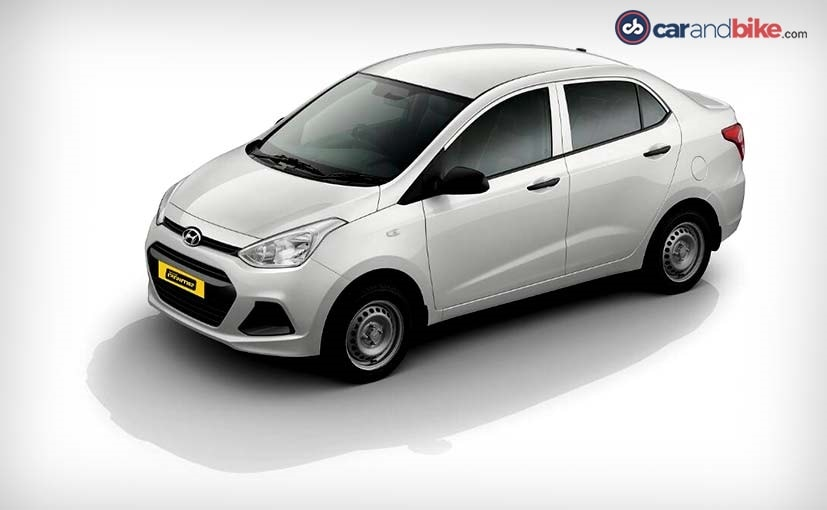 The Hyundai Xcent Prime will soon be available with a factory fitted CNG kit