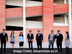 IIM Amritsar Summer Internship Placement: 122 Offers, Ernst & Young Is The Top Recruiter