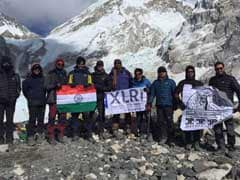 IIM Ahmedabad Students Soar To Higher Altitude In Everest Base Camp Trek