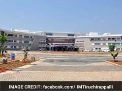 IIM Trichy New Permanent Campus Opened