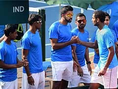 India Seal 4-1 Win Over Uzbekistan in Davis Cup