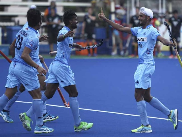 Harmanpreets Brace Guides India To 3-0 Win Over New Zealand In Azlan Shah Cup