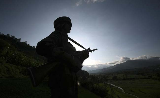 Four Terrorists Killed In Kashmir Infiltration Bid