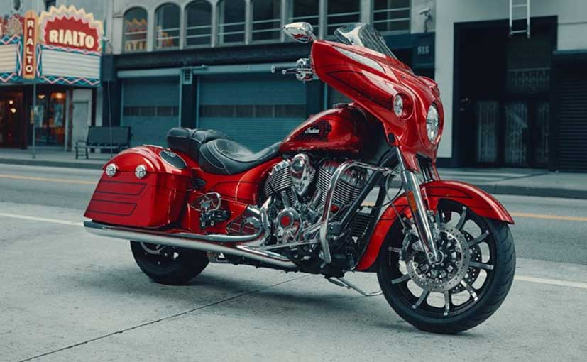 Indian Chieftain Elite Indian Chieftain Limited Unveiled 1677696