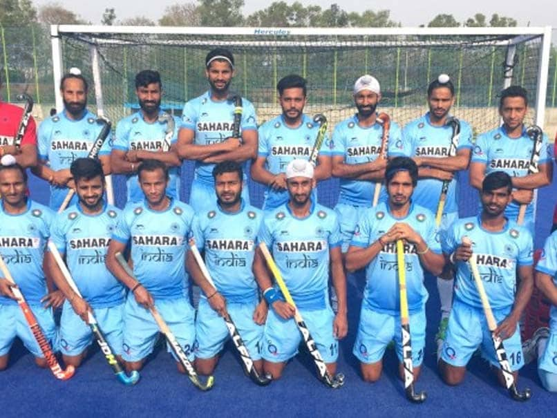 Sultan Azlan Shah Cup 2017: Indian Hockey Team Aim To Begin New Season On A High