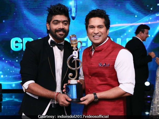Indian Idol 9: L V Revanth From Hyderabad Wins, Sachin Tendulkar Attends Finale