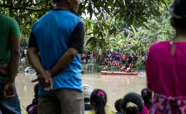 At Least 11 Dead In Indonesian Boat Accidents