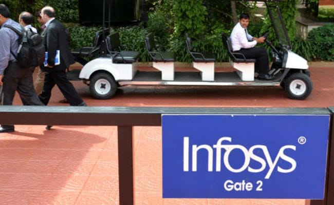 Infosys Shares Under Sebi's Watch After Rs 34,000 Crore Hit For Investors