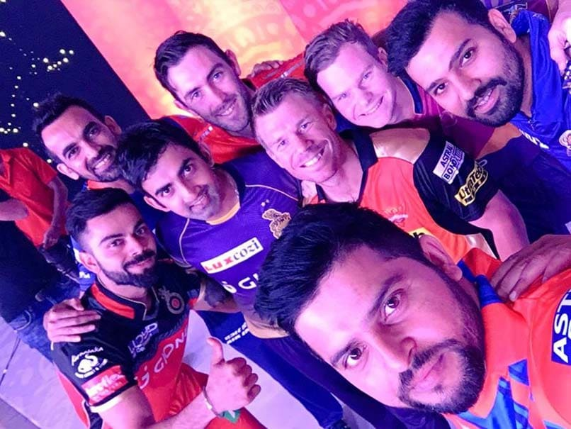 IPL 2017, Captains