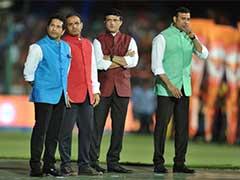 IPL 2017: Sachin Tendulkar Amazed That Tournament Completed 10 Years
