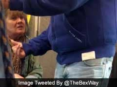 'F#$% Off Back To India,' Shouted Woman Filmed On Ireland Train