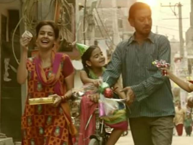 Hindi Medium Trailer: Irrfan Khan And Saba Qamar Are Fighting A War Against English