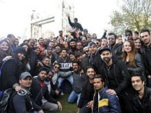 It's A Wrap For <i>Mubarakan</i>: Anil Kapoor, Arjun Kapoor Share 'Goodbye' Pictures