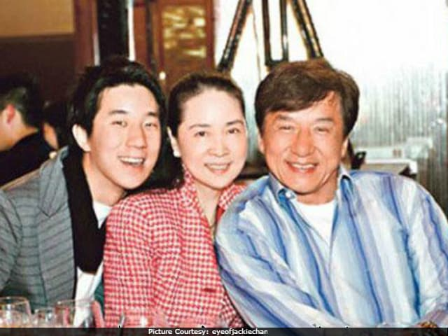 Trending: Jackie Chan Revealed He Was 'Forced' To Marry ...