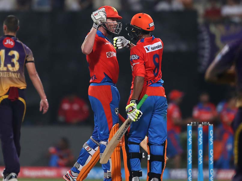 IPL 2017: Suresh Raina Leads Gujarat Lions To 4-Wicket Victory Over Kolkata Knight Riders